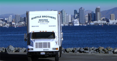 Bartle Bothers Moving Truck